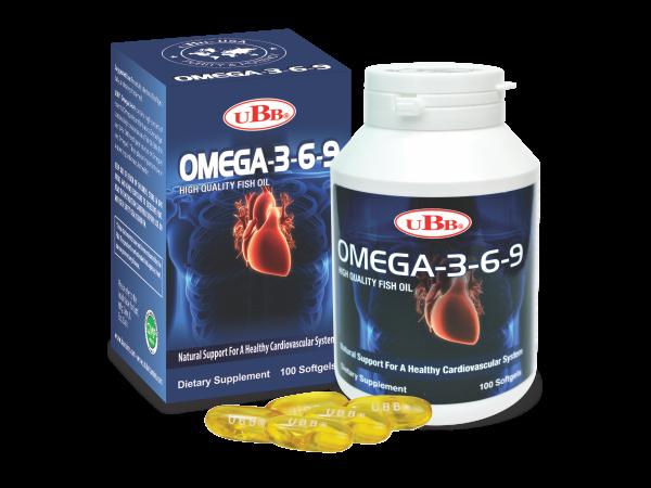 UBB OMEGA-3-6-9