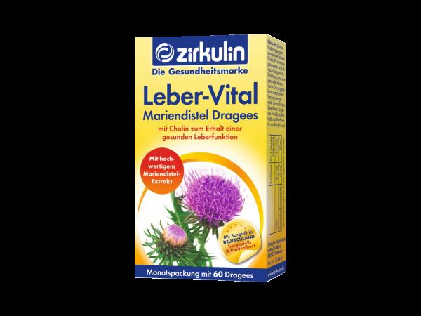 Thuốc bổ gan ZIRKULIN LEBER-VITAL