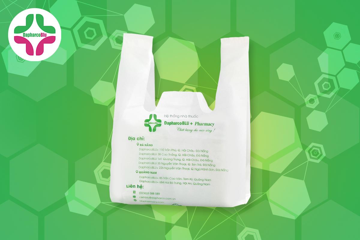 Túi sinh học tự hủy – Lựa chọn bảo vệ môi trường của DapharcoBLU
