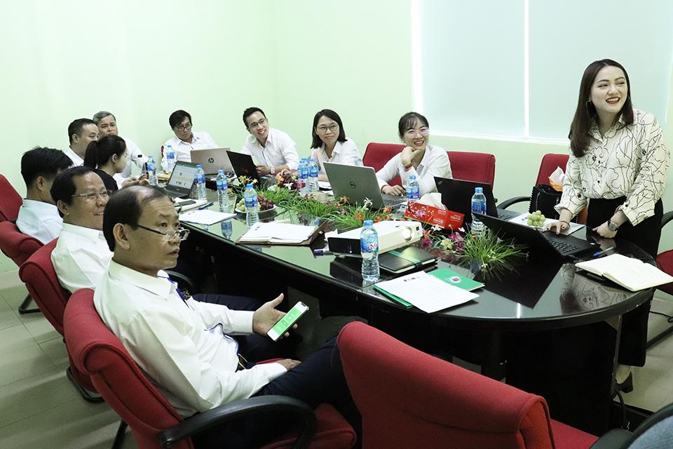 Buổi thảo luận chuyên sâu về mô hình phân quyền quản trị và ứng dụng ma trận RACI giữa Dapharco và PricewaterhouseCoopers – PwC Việt Nam