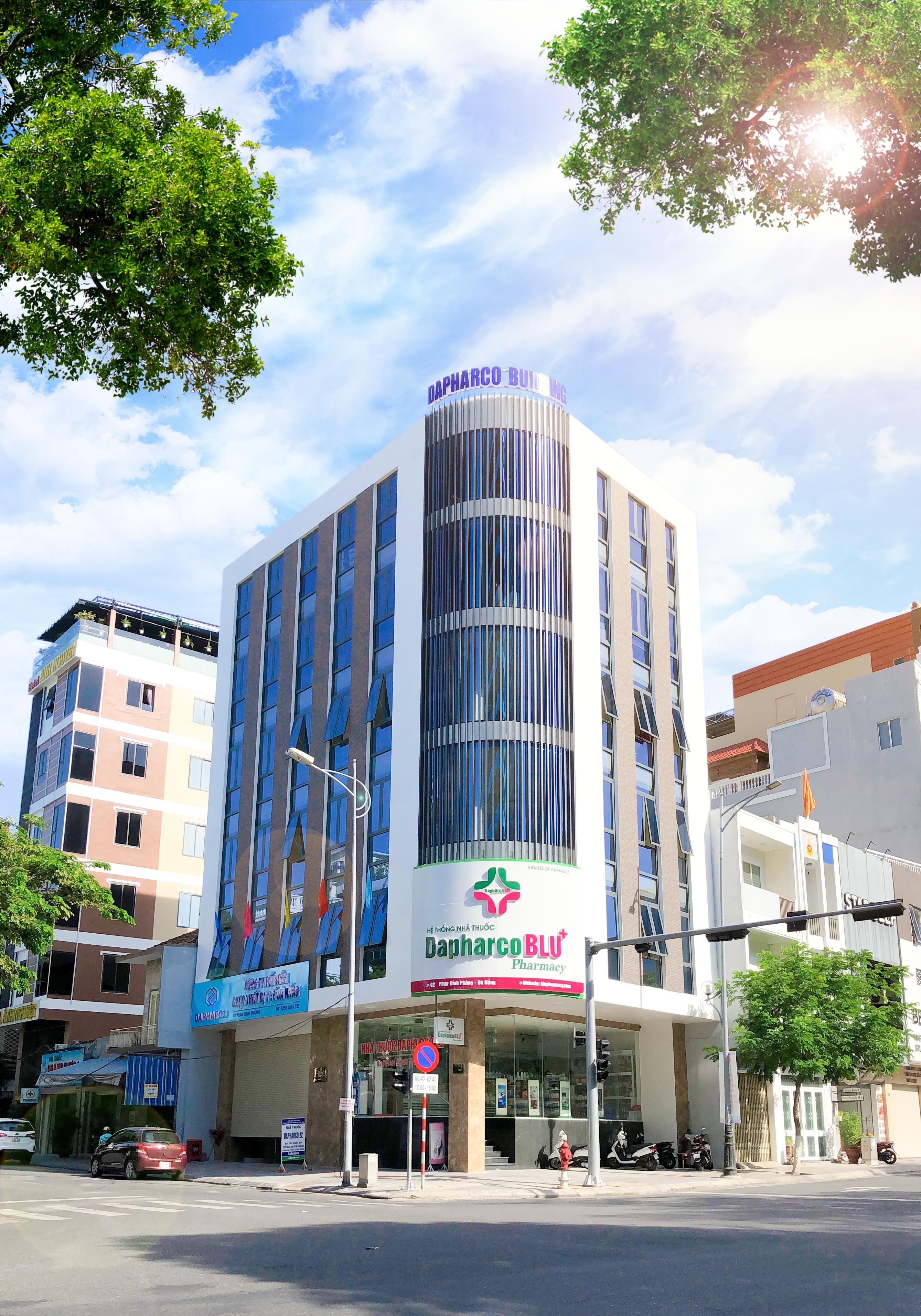 Tòa nhà trụ sở chính của Dapharco chính thức đi vào hoạt động