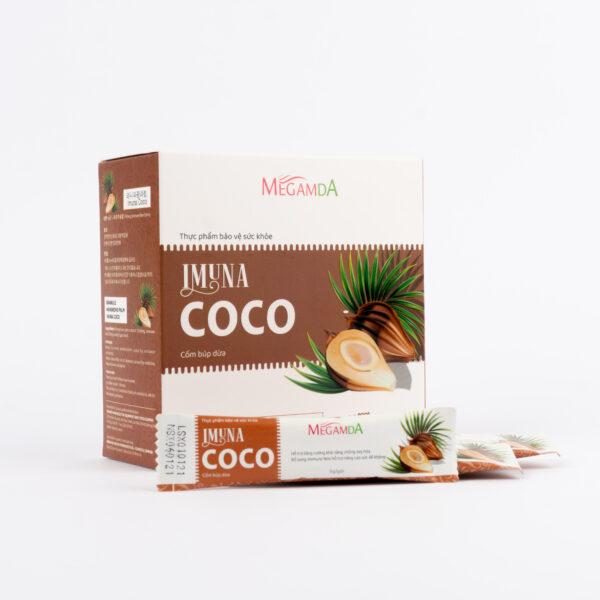 Cốm búp dừa Imuna Coco